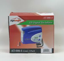 EPAUTO 12V Digital Portable Air Compressor Pump Digital Tire Inflator AT-006-1