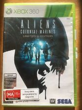 Aliens Colonial Marines Limited Edition Microsoft Xbox 360 / One