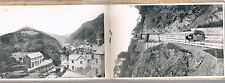 1924 Sheppard Lynton & Lynmouth Letter Card 8 Views & letter Brockley