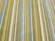 "Stripe Upholstery Home Decor By the Yard Designer Fabric 54"" Wide"