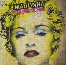 MADONNA CELEBRATION DELUXE 2 CD SET (Greatest Hits / Very Best Of)