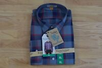 NWT Tailor Vintage Men's Long Sleeve Button Down Shirt - Assorted