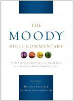 Moody Bible Commentary, Hardcover by Rydelnik, Michael (EDT); Vanlaningham, M...