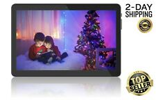"""10"""" Tablet Android Dual Band 5G/2.4G WiFi Dual Cam 16GB Storage Quad Core IPS HD"""