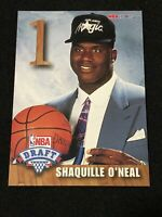 * MINT * 1992-93 NBA Hoops Draft Redemption #A Shaquille Shaq O'Neal Rookie RC