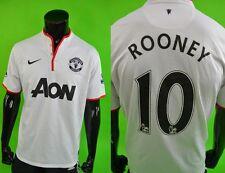 2012-14 NIKE Manchester United Away Match Shirt Wayne ROONEY 10 SIZE L (adults)