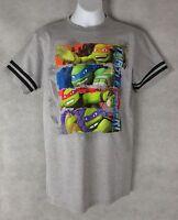 Teenage Mutant Ninja Turtles Boys T-Shirt New Turtle Power S M L XL
