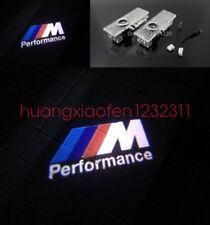 2x LED Door Courtesy Laser Projector Light For BMW E63 E93 E90 E92 M3 M5 M6 X5