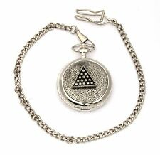 Snooker Pocket Watch Gift Boxed With FREE ENGRAVING Snooker Gift 335