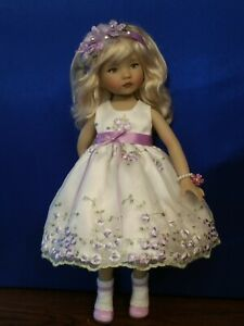 "Handmade Outfit for Dianna Effner 13"" Little Darling Dolls"