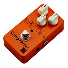 Moen Compressor Vol EQ COMP Knob Electric Guitar Effects AM-CP True Bypass