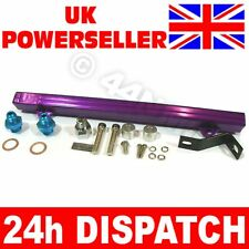 MITSUBISHI LANCER EVO 7 8 9 4G63 TOP FEED FUEL RAIL KIT