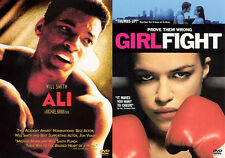 Ali/Girlfight [2 Discs] (2005, Dvd New)