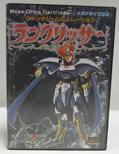 LANGRISSER - SEGA MEGA DRIVE MD NTSC JAPAN BOXED