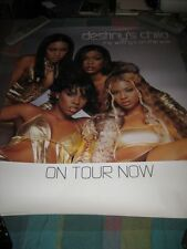Beyonce-(destiny's child-the writing's on the wall)-1 Poster-24X30-Nmint-Rare