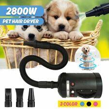 Eu Plug 2800W Pet Dryer Blower Adjustable Dog Grooming Hair Strong Power Blower