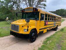 2005 School Bus, CAT Engine