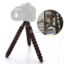 Octopus Flexible Tripod Stand Gorillapod for Camera Canon Olympus Sony _ Large