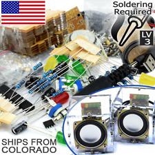 Mini Speaker - DIY Solder Kit - Soldering Required