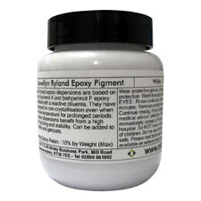 White Pigment For Epoxy Gelcoat / Resin 100g