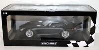 MINICHAMPS 1/18 - 151 113101 MERCEDES BENZ SLS AMG GT3 STREET 2011 - BLACK