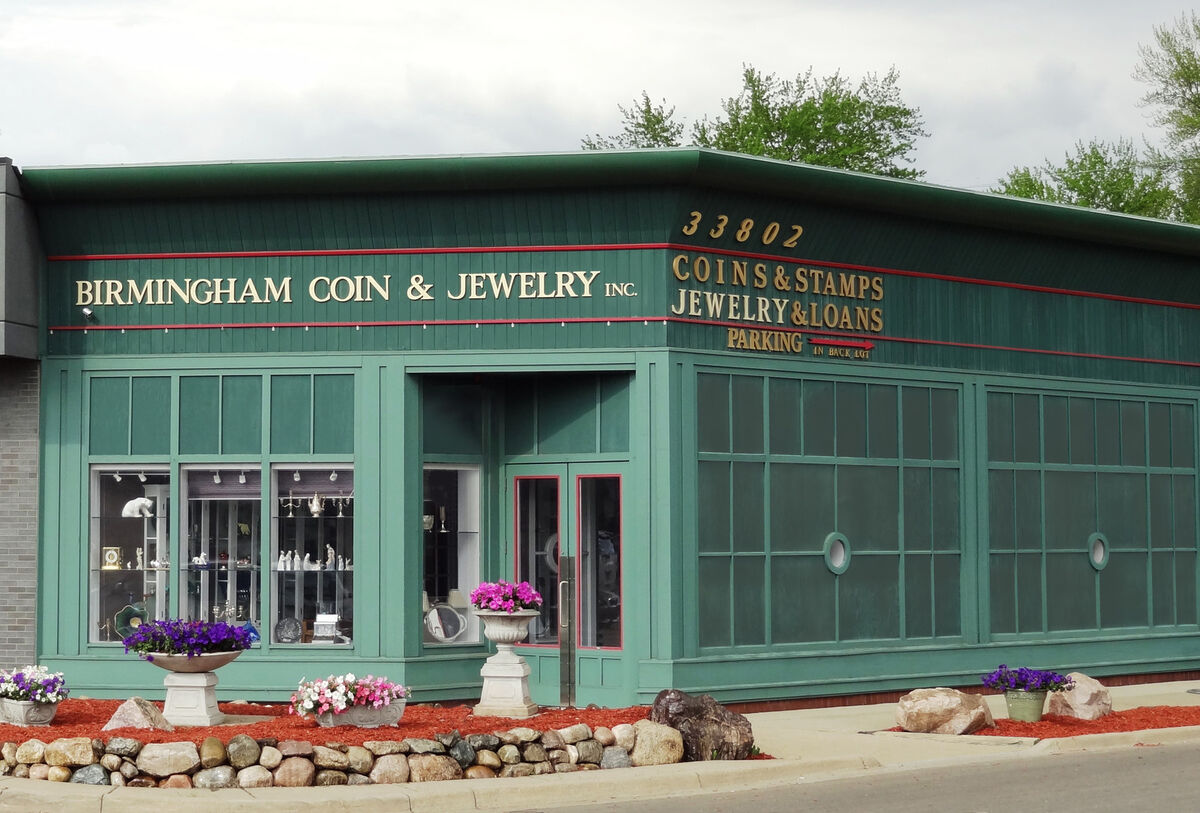 Birmingham Coin and Jewelry