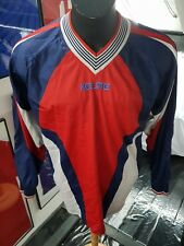 Maillot jersey trikot shirt maglia camiseta Costa Rica worn porté jersey 98 99