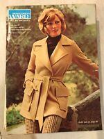 Vintage 1973 Montgomery Ward Catalog Fall Winter Baltimore MD