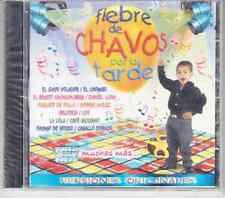 "Various Artists Fiebre De Chavos Por La Tarde ""Varios"" CD Spanish/Latin"