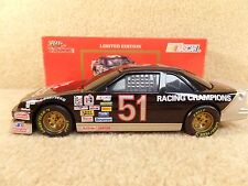 1992 - 1993 Racing Champions 1:24 Scale Diecast NASCAR Chevy Lumina #51 Bank