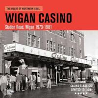WIGAN CASINO Various Artists - New & Sealed Northern Soul LP Vinyl (Outta Sight)