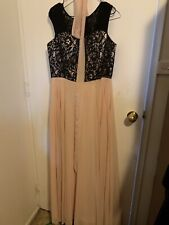 Formal Dress Sz 14-16