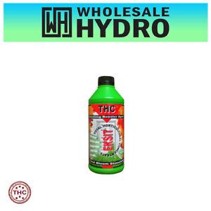 THC Eksit 1lt Hydroponic Nutrient Final Flower Booster Large Buds