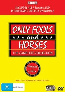 Only Fools and Horses The Complete Collection 1981 DVD Box Set R4