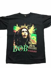 Vintage Bob Marley and the Wailers Shirt Large 90s