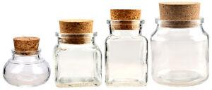 Korkengläser, Korkenglas, Gewürzgläser, Gastgeschenke, Vorratsglas, Glas Korken