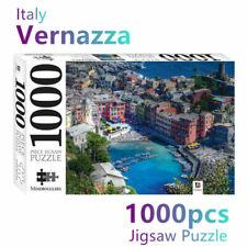 Hinkler Mindbogglers Series 8 Vernazza, Liguria, Italy  1000 Piece Jigsaw Puzzle