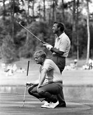 ARNOLD PALMER JACK NICKLAUS 8x10 Celebrity Photo Picture THE MASTERS
