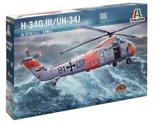 ITALERI 1:48 KIT AEREO H-34G.III/UH-34J ART 2712