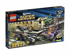 Lego 6864 Batmobile and the Two-Face Chase Batman DC Universe Super Heroes BNISB