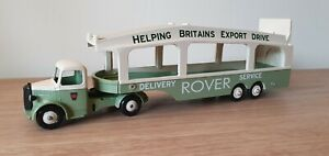 Dinky Bedford Pullmore Car Transporter 982 Rover