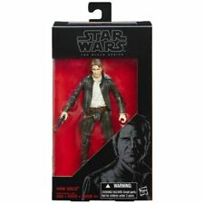 Star Wars Black Series Han Solo 6 Inch Action Figure Episode 7 Unopened