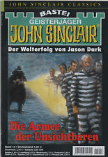 JOHN SINCLAIR CLASSICS Nr. 13 - Die Armee der Unsichtbaren - Jason Dark