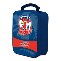 NRL Sydney Roosters COOLER BAG Zip opening insulated Drink School Lunch Box