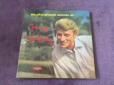 CD EP Single JOHNNY HALLYDAY - les plus grands succes NEUF