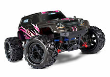 Traxxas Trx76054-1 LaTrax Teton 1-18 4wd Monstertruck 2.4 GHz Inc. Akku Rose