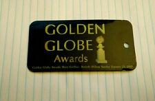 Golden Globe Awards Hotel Key pass.  January 2000.  Beverly Hills Hilton.