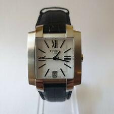 Tissot Herren Armband Uhr L 860/960 Faltschließe Batterie neu TOP