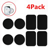 4 PACK Metal Plates Adhesive Sticker Replace For Magnetic Car Mount Phone Holder