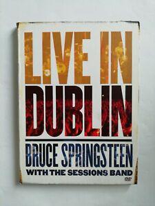 Bruce Springsteen: Live In Dublin. DVD.